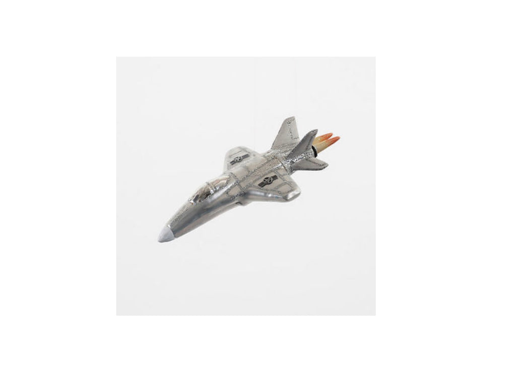 Fighter Jet Ornament