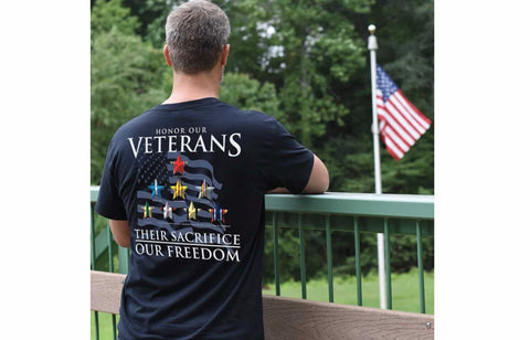 Honor Our Veterans Shirt