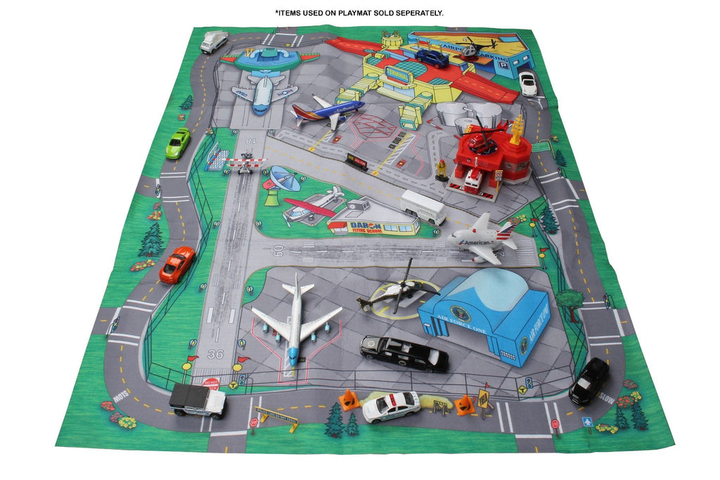 Airport Playmat
