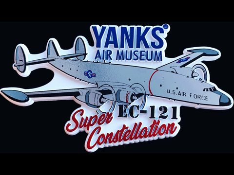 EC-121 Super Constellation Yanks Magnet