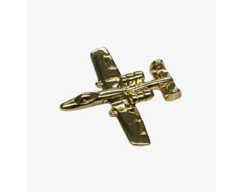 Aircraft Gold Pin