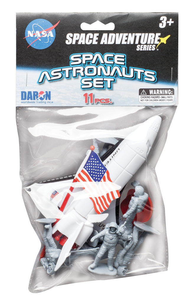 Space Astronauts 11 Piece Set