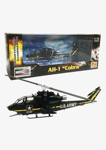 AH-1 Cobra Helicopter Model