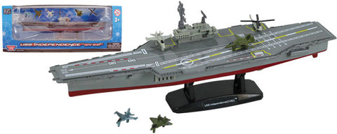 "Aircraft Carrier 9"" Play Set"