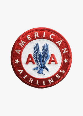 American Airlines Logo Patch