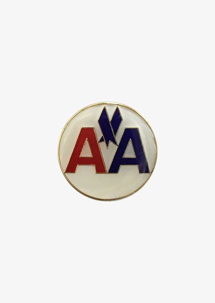 American Airlines Logo Pin
