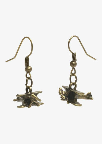 Bi-Plane Earrings