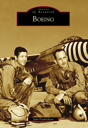 Boeing Aircraft Company Book