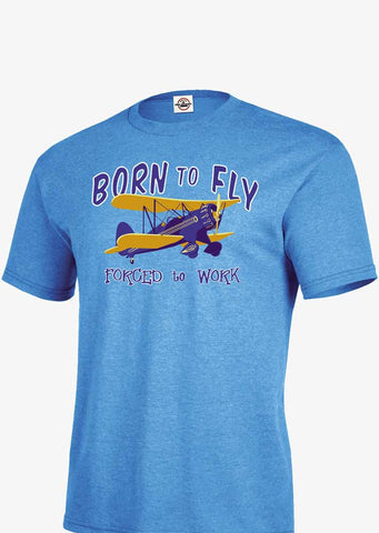 Born To Fly Men's T-Shirt