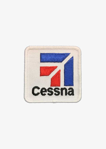 Cessna Logo Patch