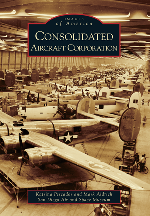 Consolidated Aircraft Corp. Book