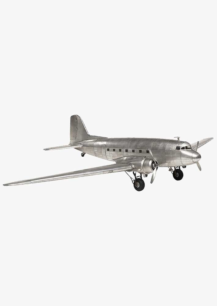 Dakota DC-3 Metal Model
