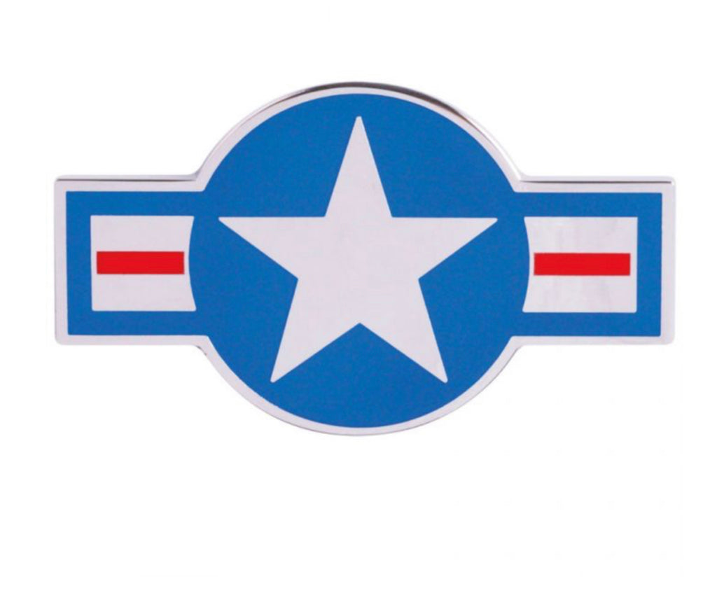 Aircraft Symbol Car Emblem