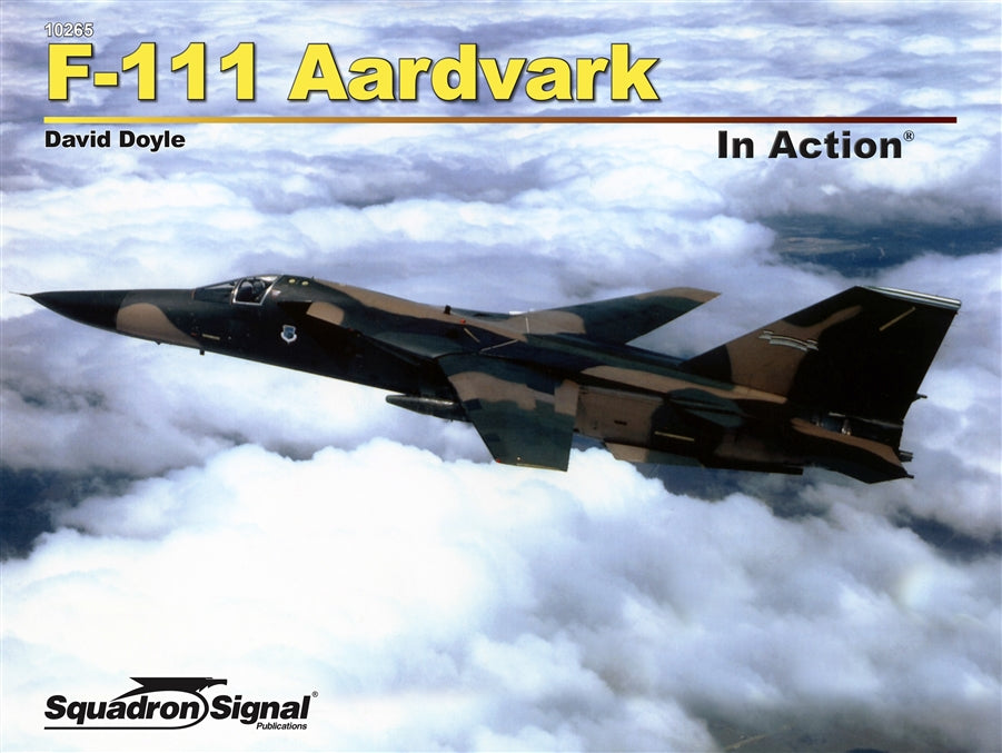 Squadron Signal Aircraft In Action Book