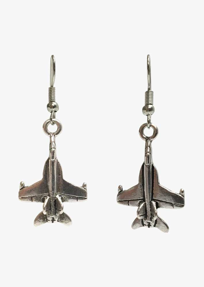 F/A-18 Hornet Earrings