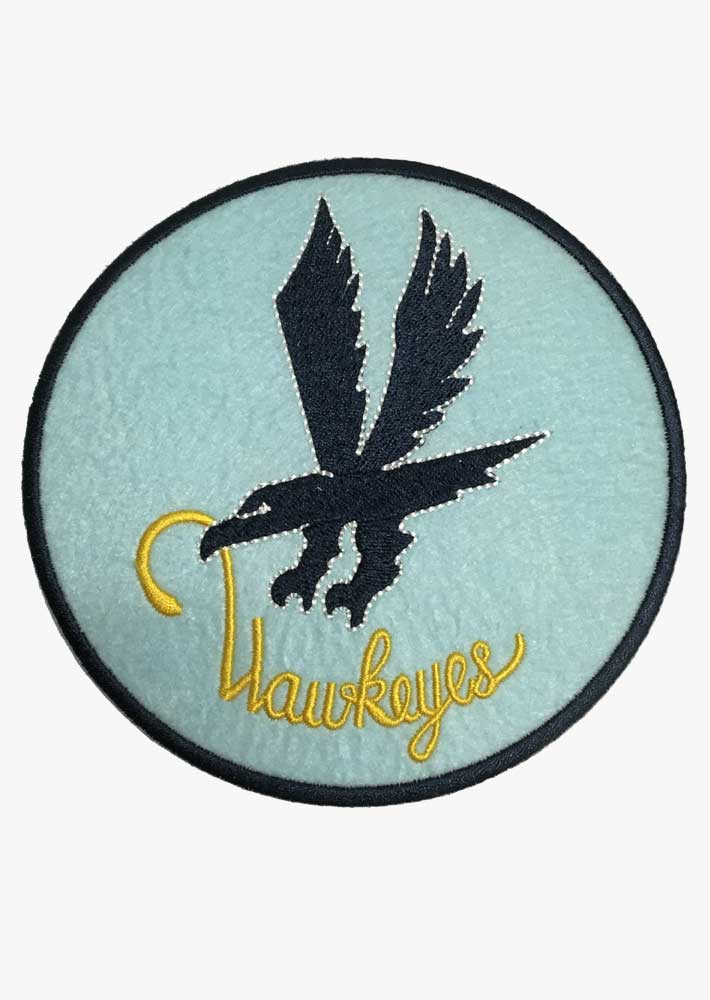 Hawkeyes Patch