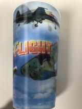 History of Flight Holographic Cup