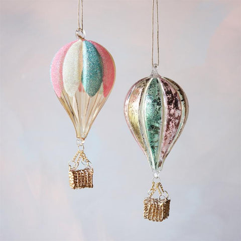 Hot Air Balloon Ornament