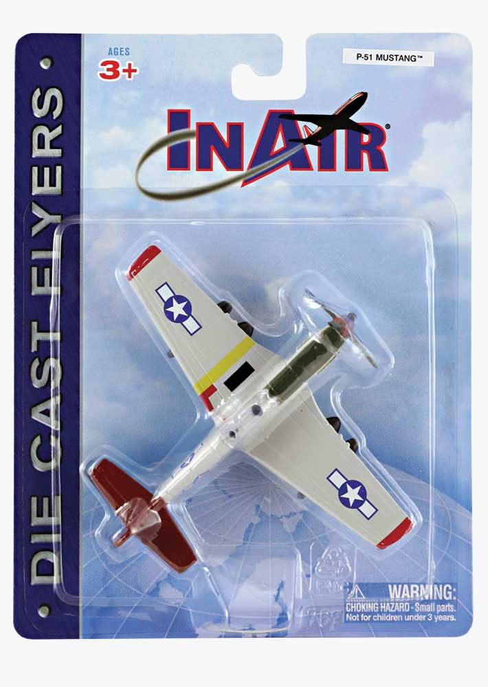 In-Air Aircraft Model Toy