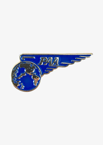 PAA Retro Logo Pin Wings