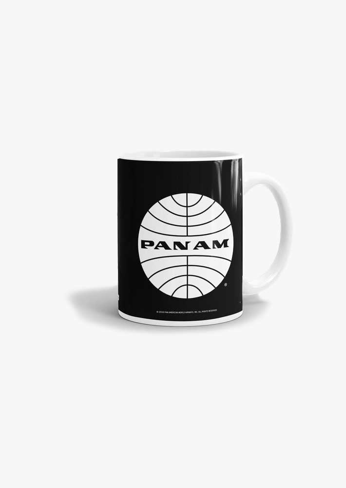 Pan Am Logo Mug
