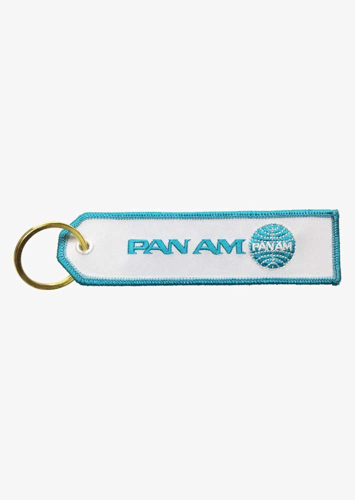 Pan Am RBF Keychain