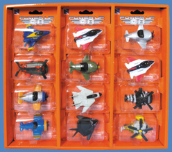 Power Up Air Heroes in Box