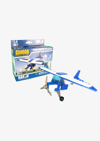 Private Plane Lego Toy