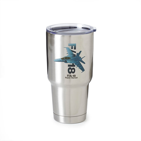 F/A-18 Stainless-Steel Tumbler
