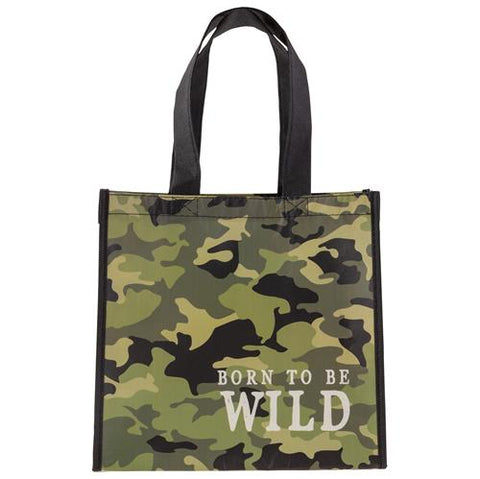 Shopping Bag-Camo