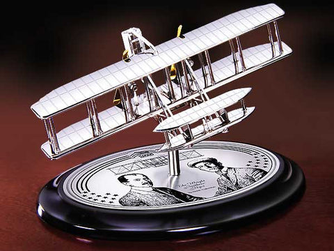 The Wright Brothers Flyer Model
