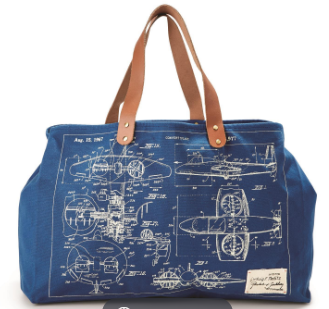 Blueprint Weekender Bag