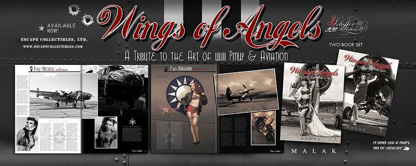 Wings of Angels Volume 2 Book