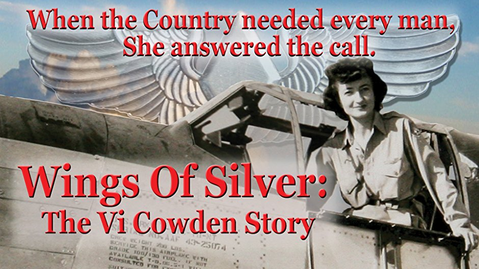Wings of Silver: The Vi Cowden Story DVD