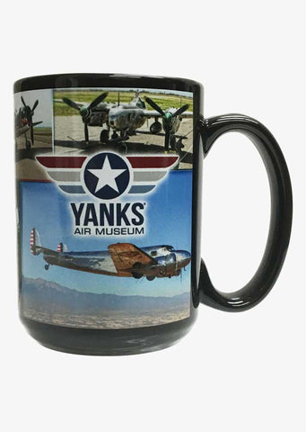 Yanks Custom 15oz Mug