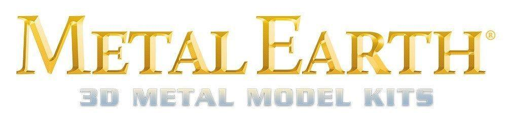 Metal Earth 3D Metal Model Kits