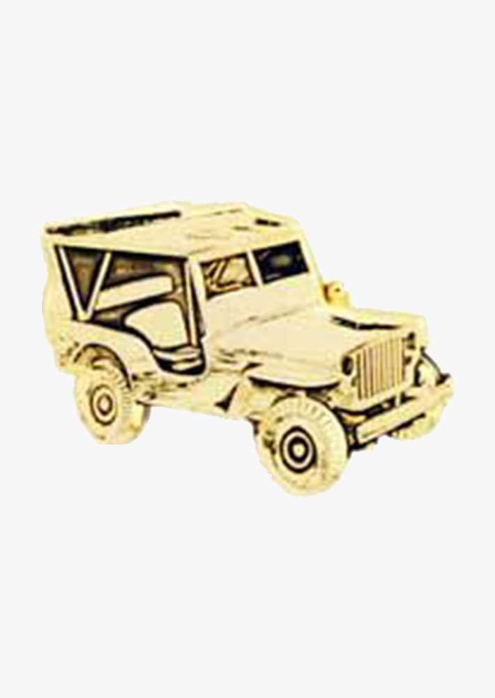 WWII Willys Jeep Pin
