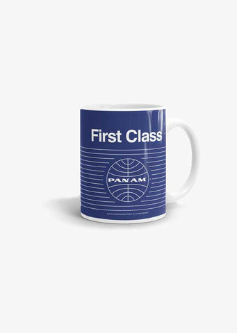 Pan Am First Class Mug