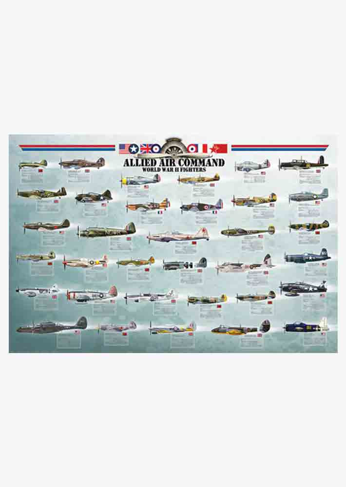 Allied Air Command Poster