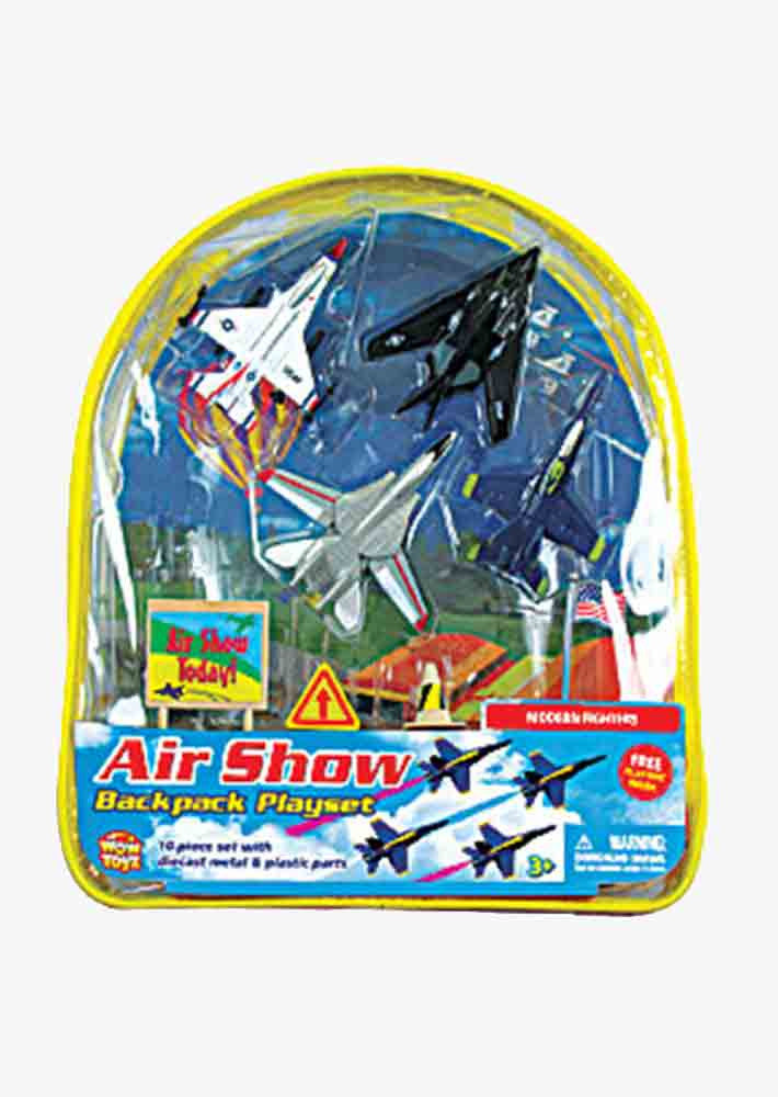 Air Show Backpack