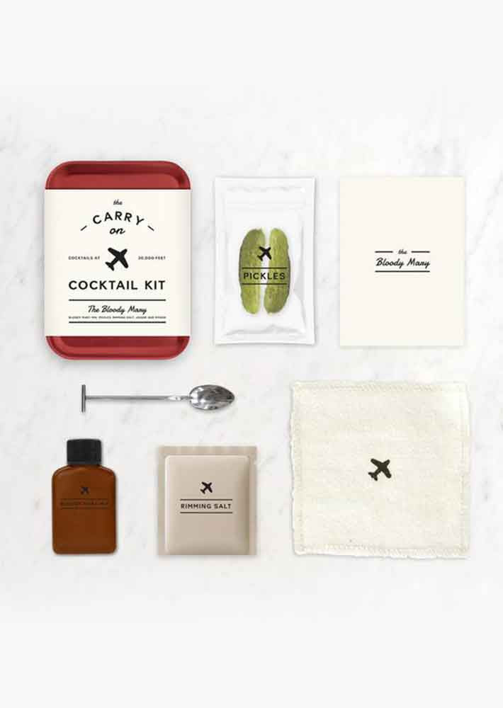 Carry On Cocktail kit (Bloody Mary)
