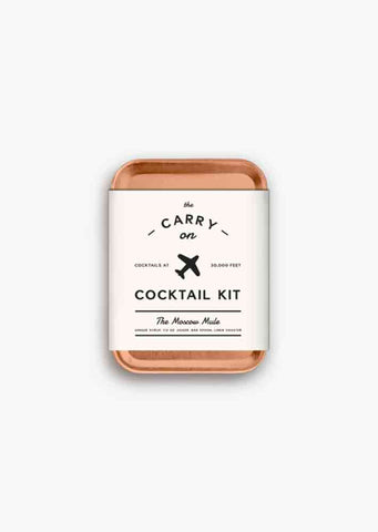 Carry On Cocktail kit (Moscow Mule)