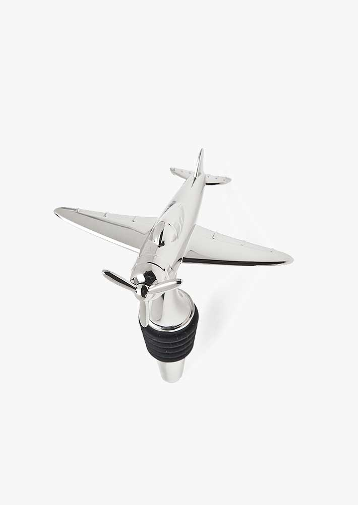 Airplane Wine Bottle Stopper