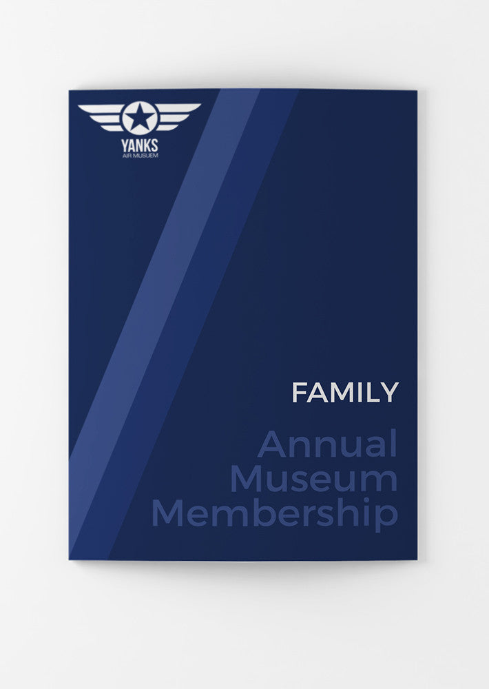 Museum Annual Membership - Family
