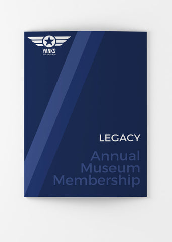 Museum Annual Membership - Legacy Level