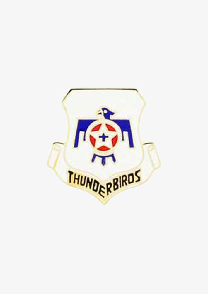 Thunderbirds Pins
