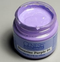 Genesis Heat-Set Paint - Dioxazine Purple 04 - 1oz