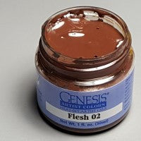 Genesis Heat-Set Paint - Flesh 02 - 1oz