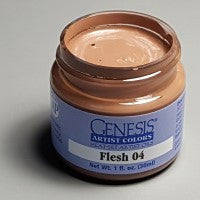 Genesis Heat-Set Paint - Flesh 04 - 1oz