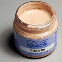 Genesis Heat-Set Paint - Flesh 06 - 1oz
